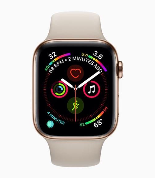 Apple Watch 4. Nesil 40 mm Cam Değişimi