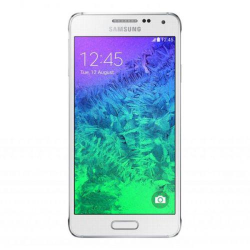 Samsung Galaxy Alpha Ön Cam Değişimi